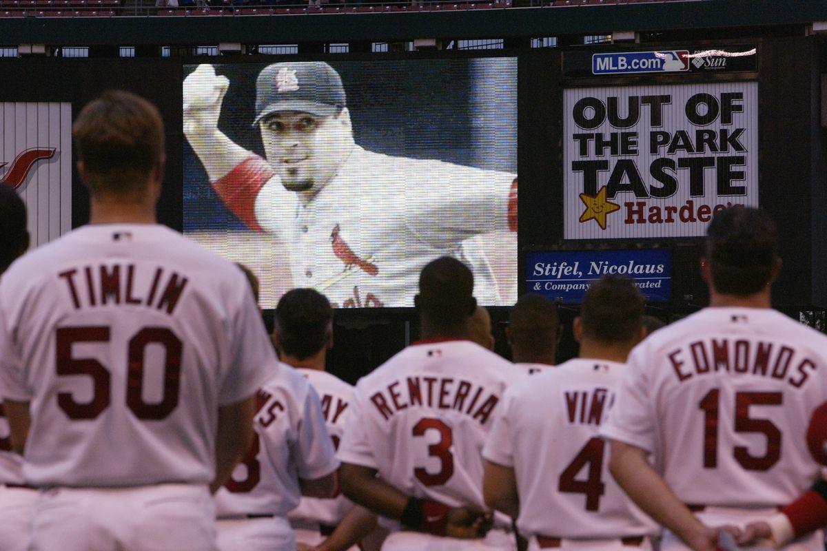 Brewers v Cardinals