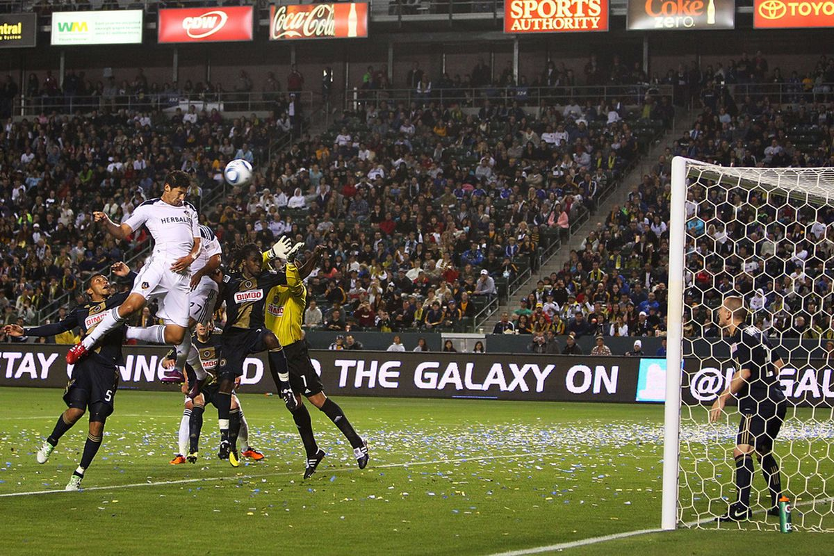 4f53253989e Match #15 Preview: Philadelphia Union At LA Galaxy - Brotherly Game