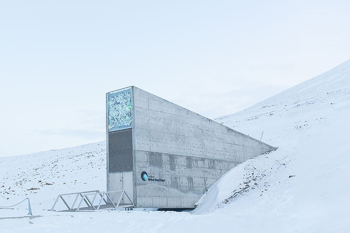 5c3c9cb5 'Doomsday' seed vault meant to survive global disasters breached by climate  change