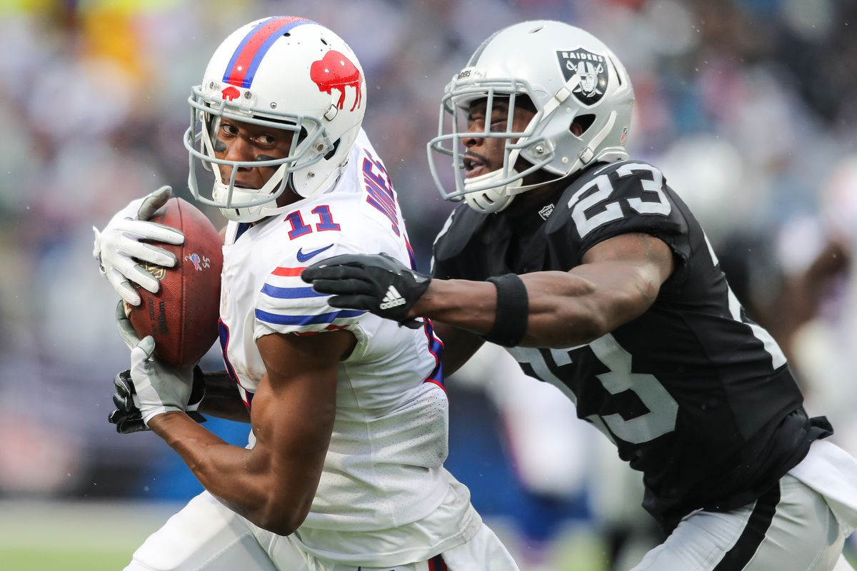 Raiders News 10/19: Raiders need contributions from new receivers with Tyrell Williams still out