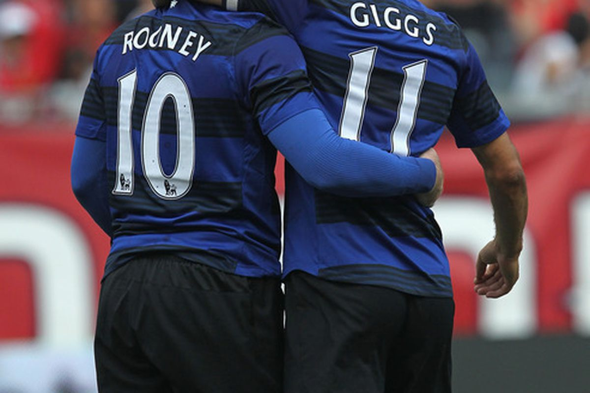 Will Wazza or Giggsy be on your squad for the opening week of the English Premier League season?