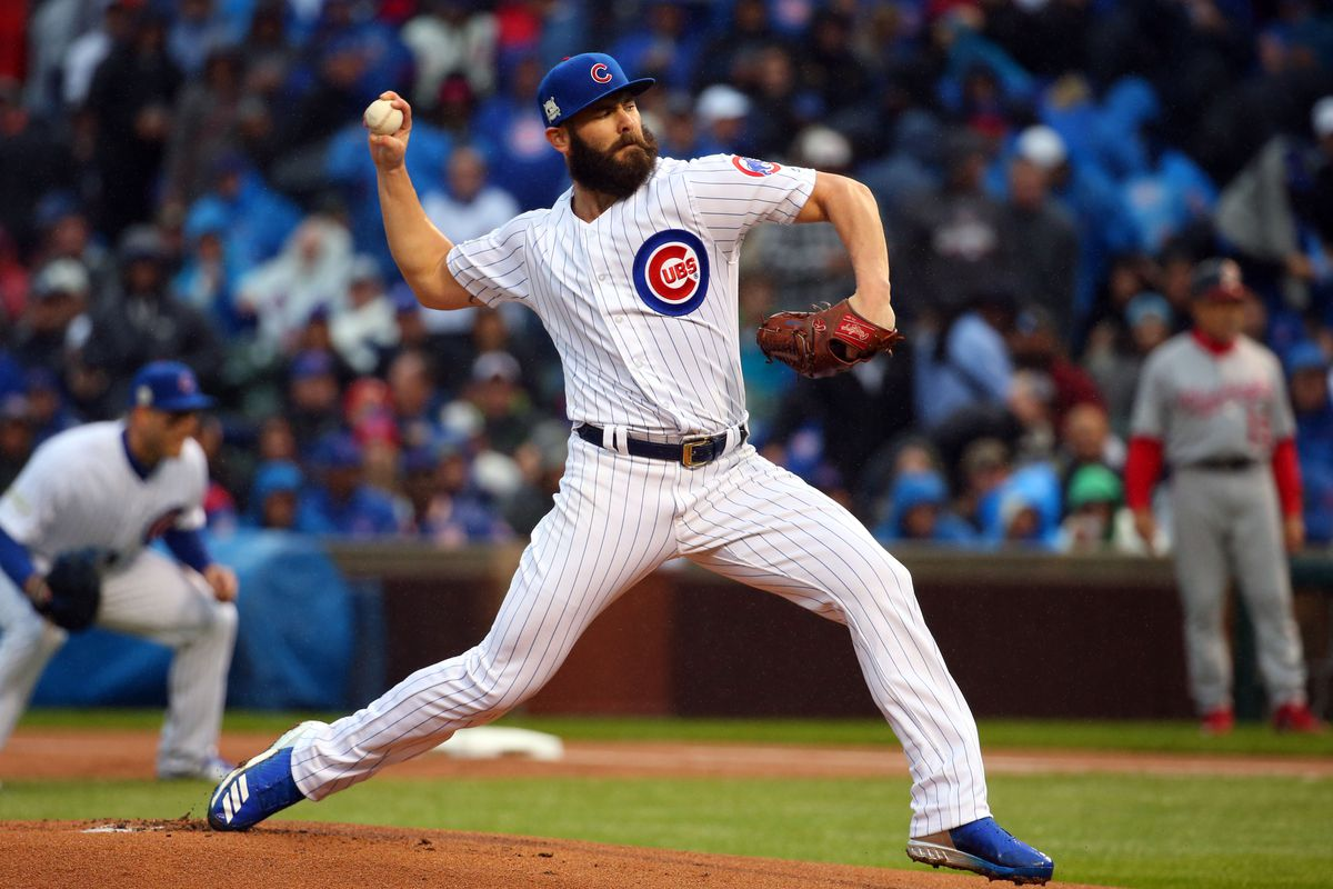 Former Cubs pitcher Jake Arrieta agrees to deal with Phillies