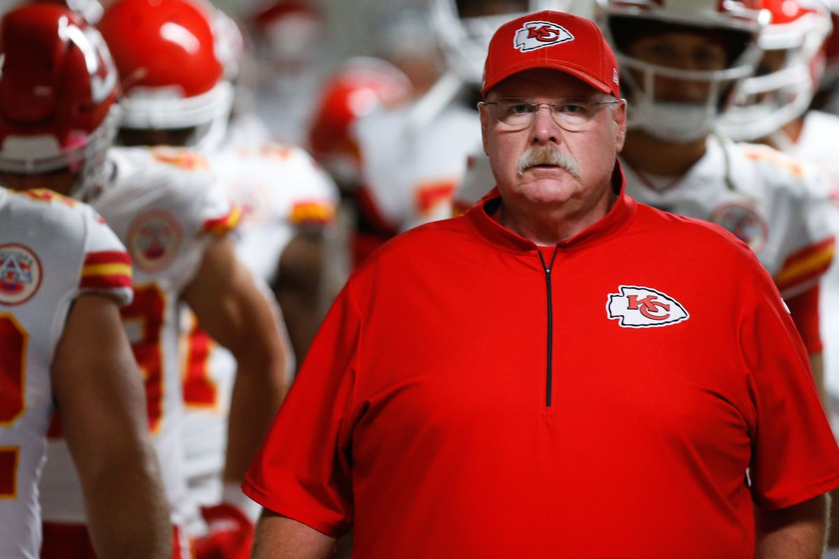 NFL: SEP 29 Chiefs at Lions