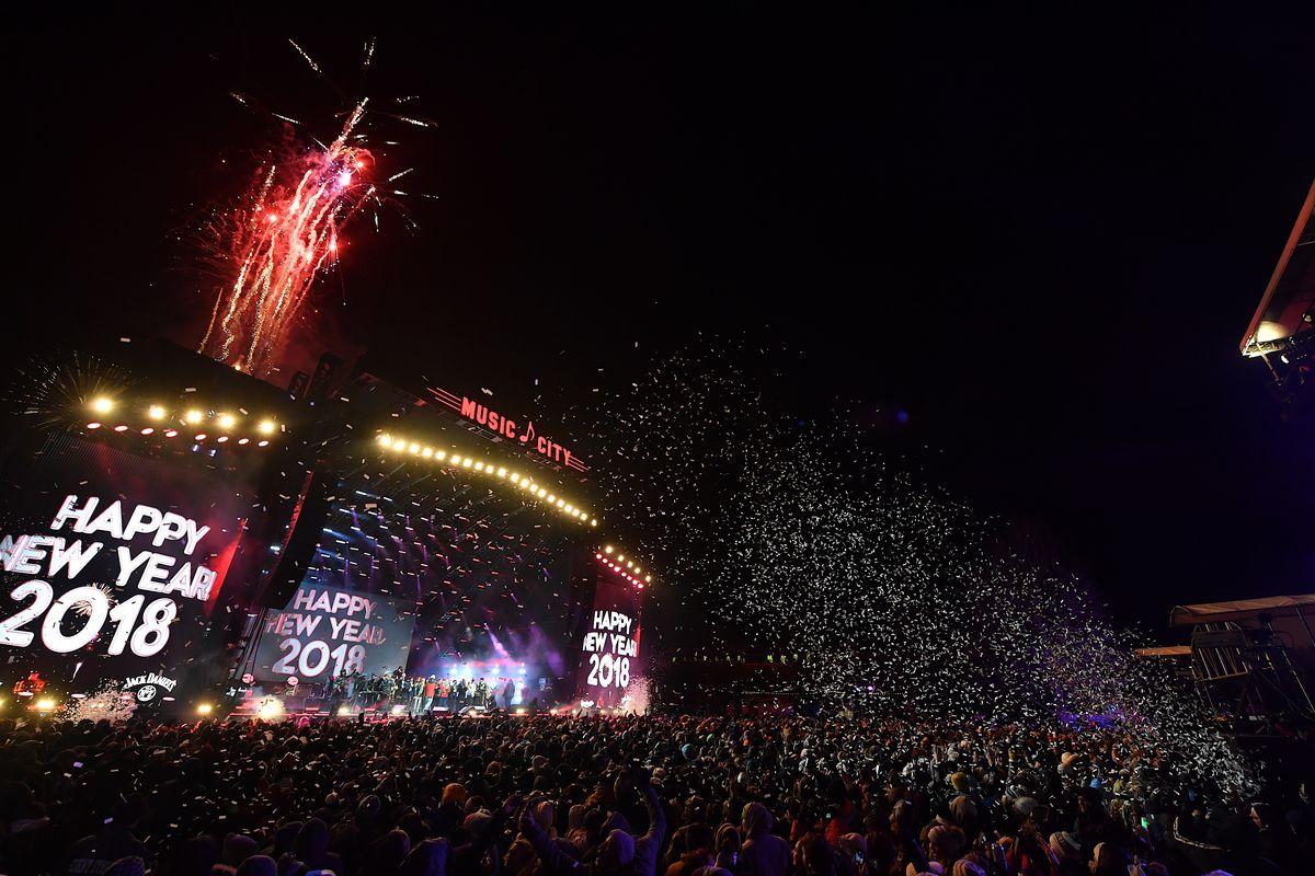 Jack Daniel's Music City Midnight: New Year's Eve in Nashville