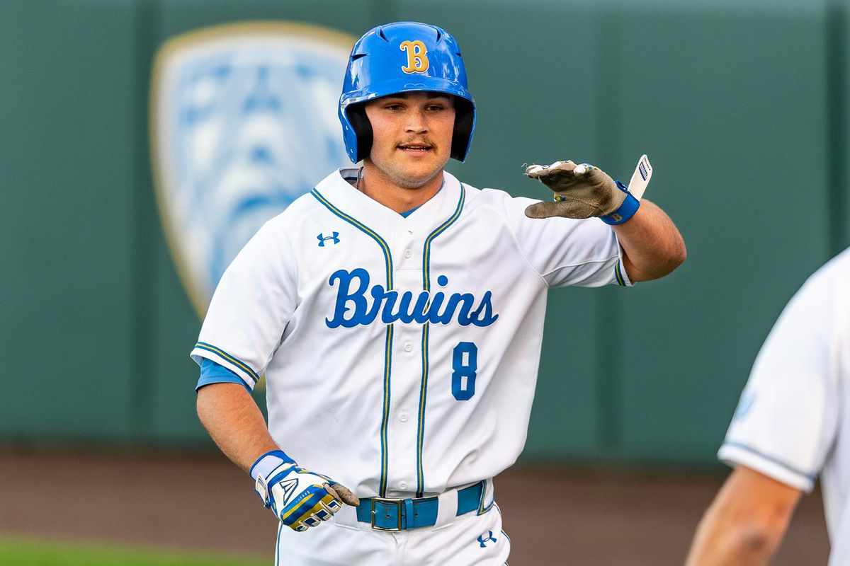 sports shoes f1df2 c00b1 UCLA Baseball Wins Series Against Southern Cal; Hosts CSUN ...