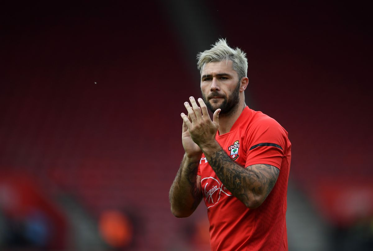 Southampton striker Charlie Austin drew controversy for wearing a Liverpool shirt during the Champions League final against Tottenham Hotspur