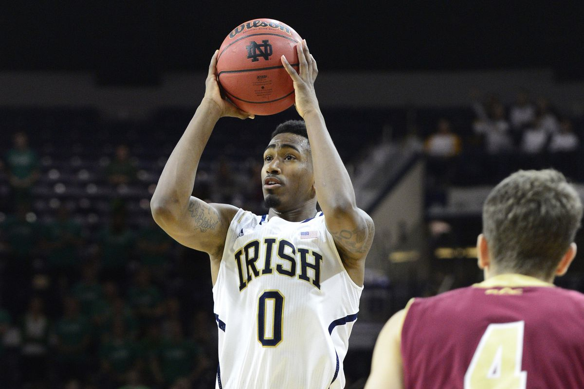 Eric Atkins delivers for the Irish