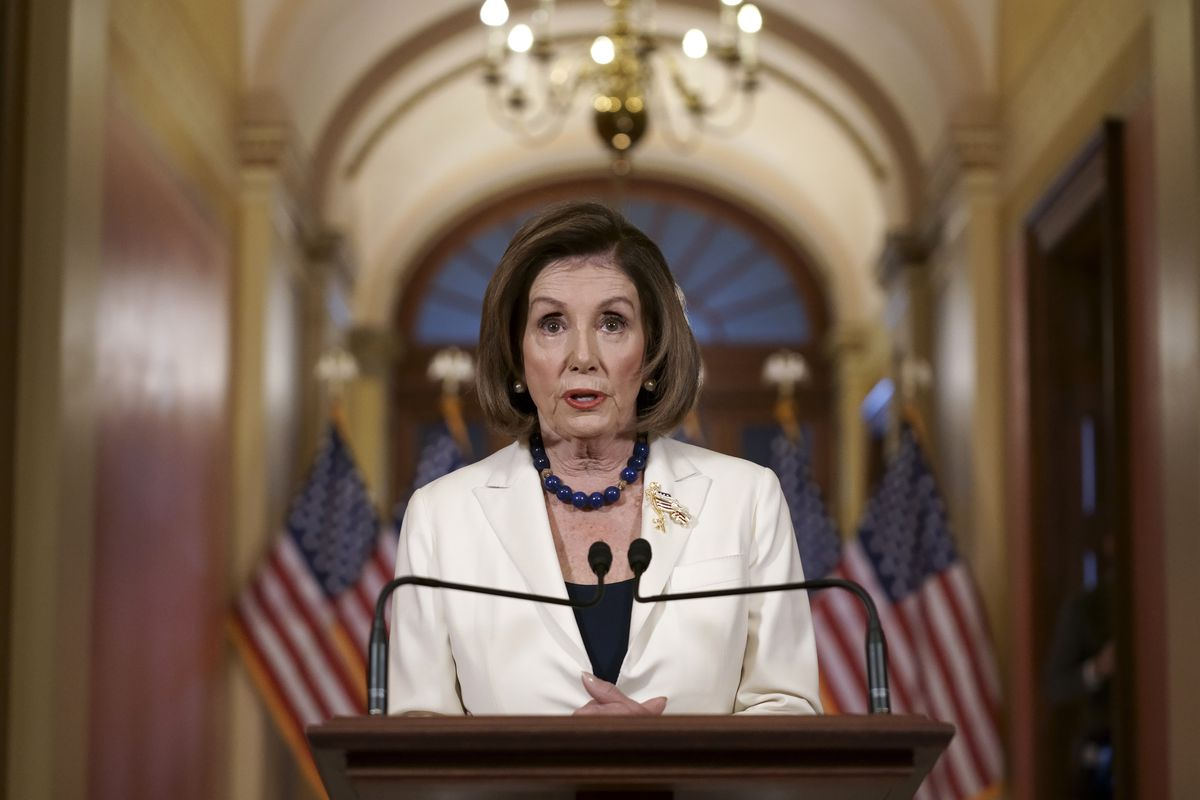 Nancy Pelosi recommends drafting of articles of impeachment. What does it mean?