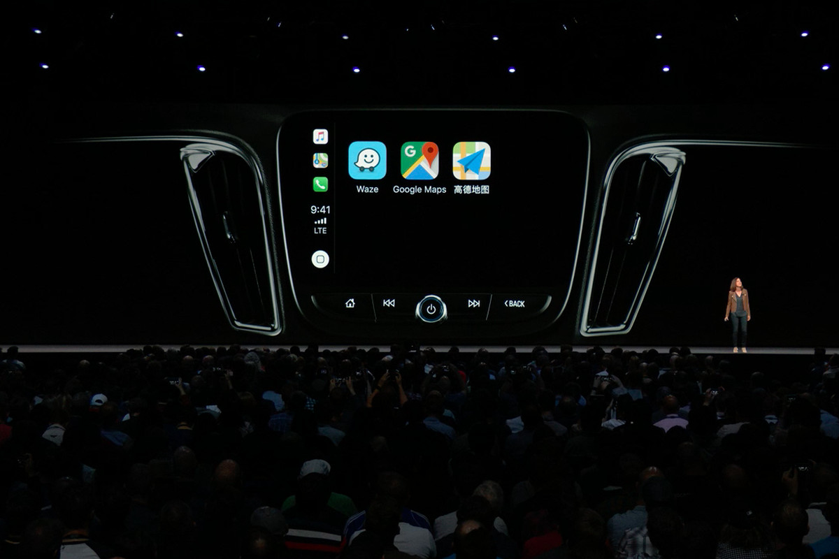 Apple CarPlay will soon let you use Google Maps, Waze, and other