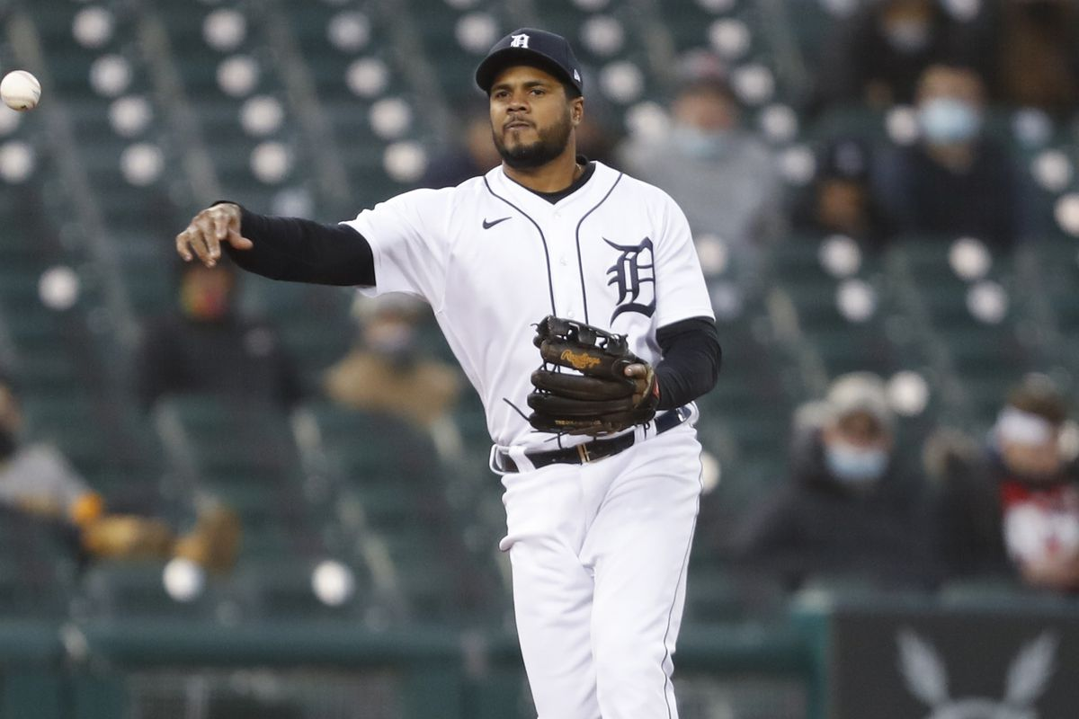 MLB: Game Two-Pittsburgh Pirates at Detroit Tigers