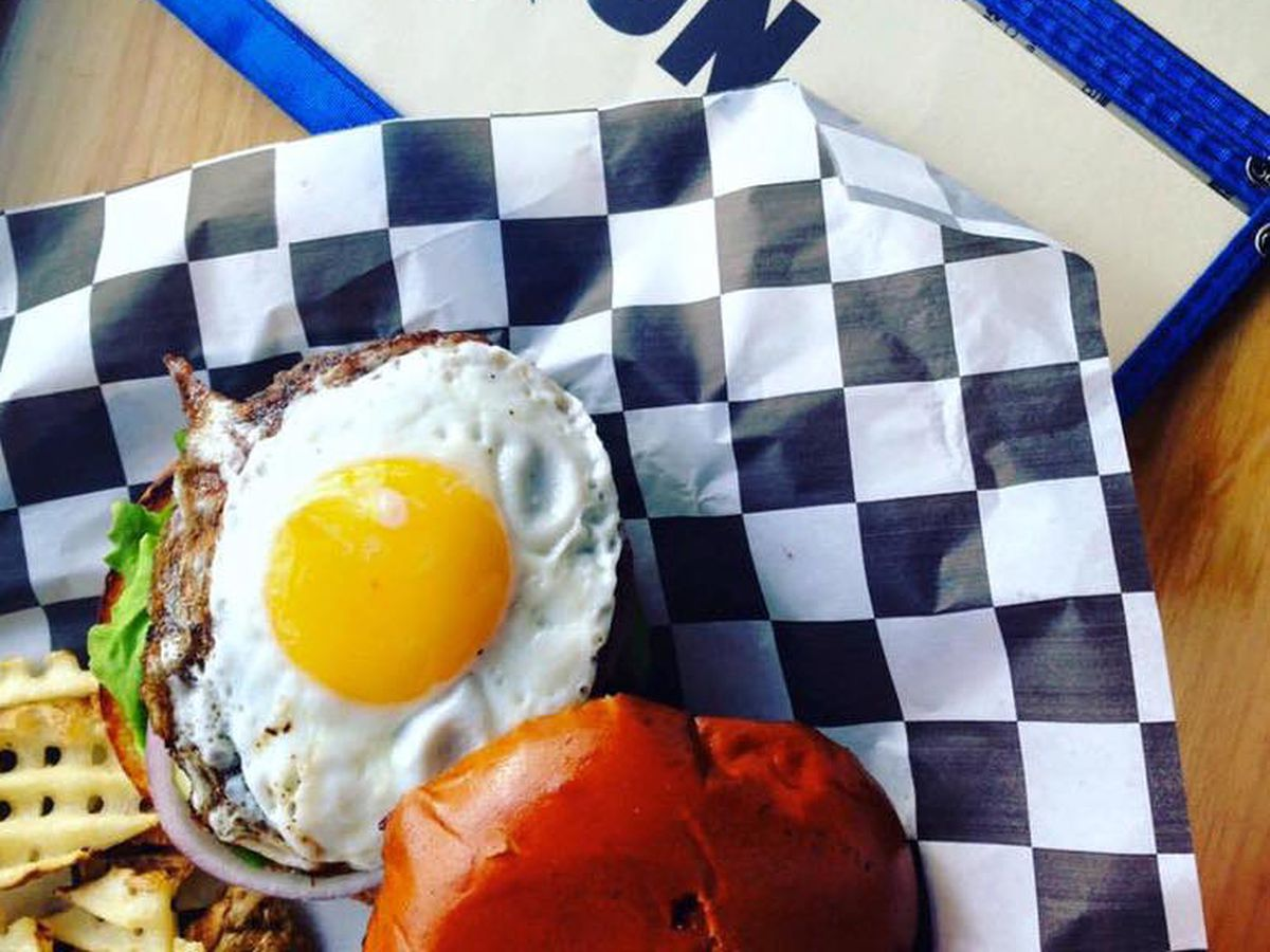 Slash Run slashes prices in half for its burgers on Mondays.