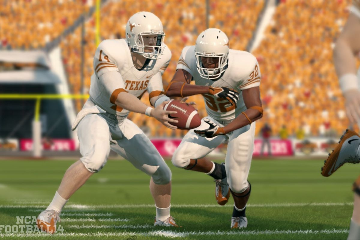 EA won't be releasing a college football game in 2014 ...