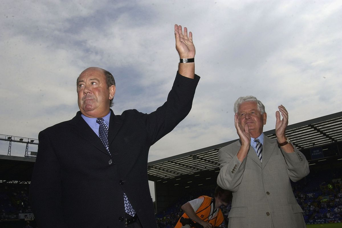 Howard Kendall and Philip Carter