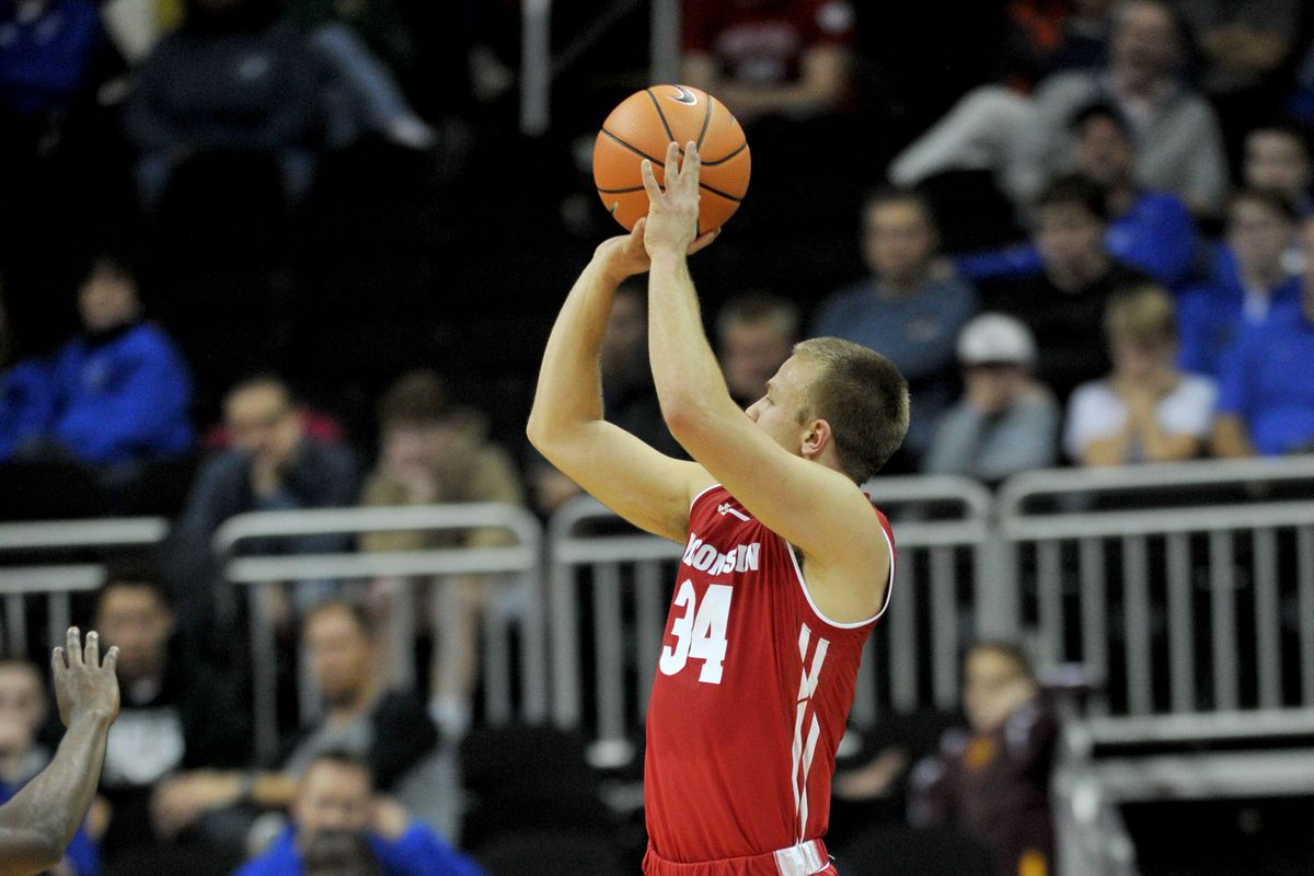 NCAA Basketball: Hall of Fame Classic-Wisconsin at UCLA