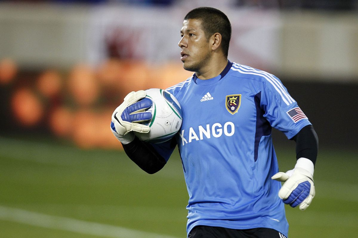 Real Salt Lake shot stopper Nick Rimando has had another solid campaign for the Claret and Cobalt.