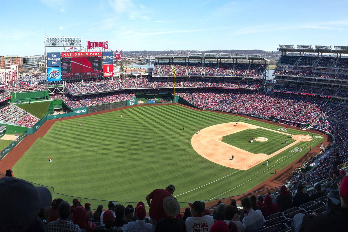 Nationals Park: Washington, D.C.\'s baseball stadium, the ultimate ...