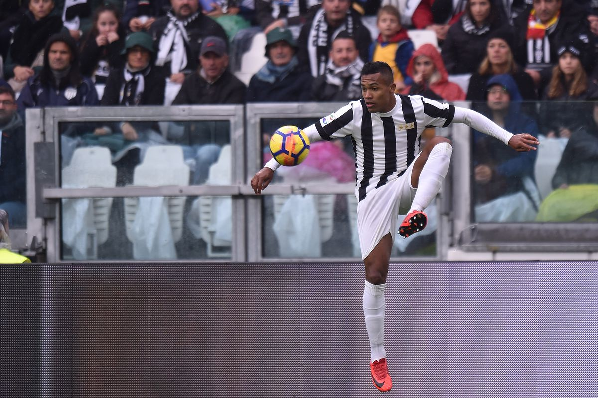 Chelsea target Alex Sandro available for cut-down price