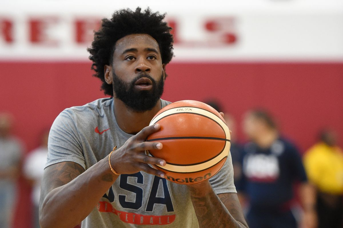 DeAndre Jordan is suddenly making all his free throws now
