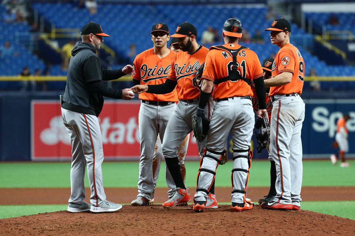 MLB: Game Two-Baltimore Orioles at Tampa Bay Rays