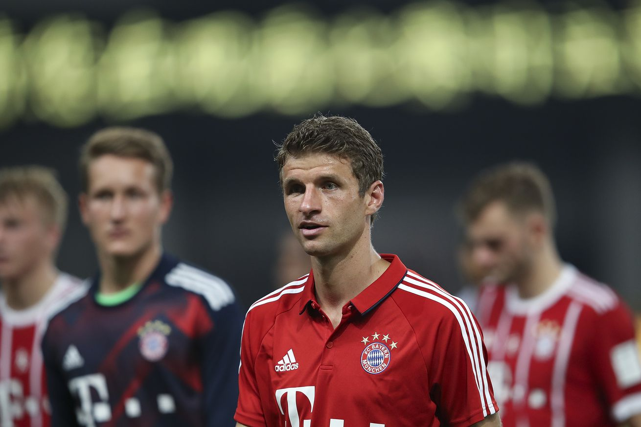 Mythbusters: A look at Thomas Müller's 2016 2017 season