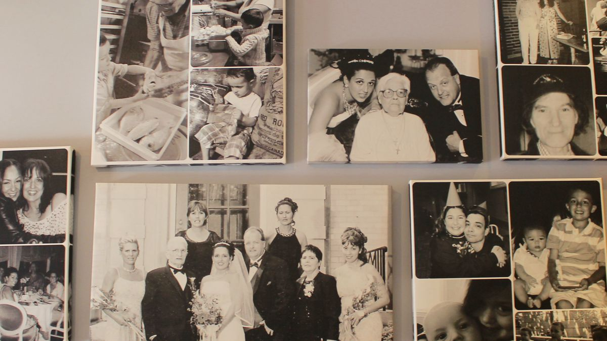 Pictures of the Borges family at Neighborhood