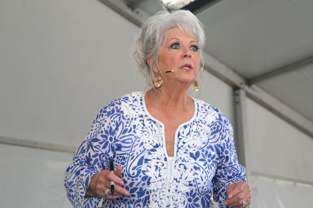 Paula deen photo getty images - Aaron Davidson Getty Images