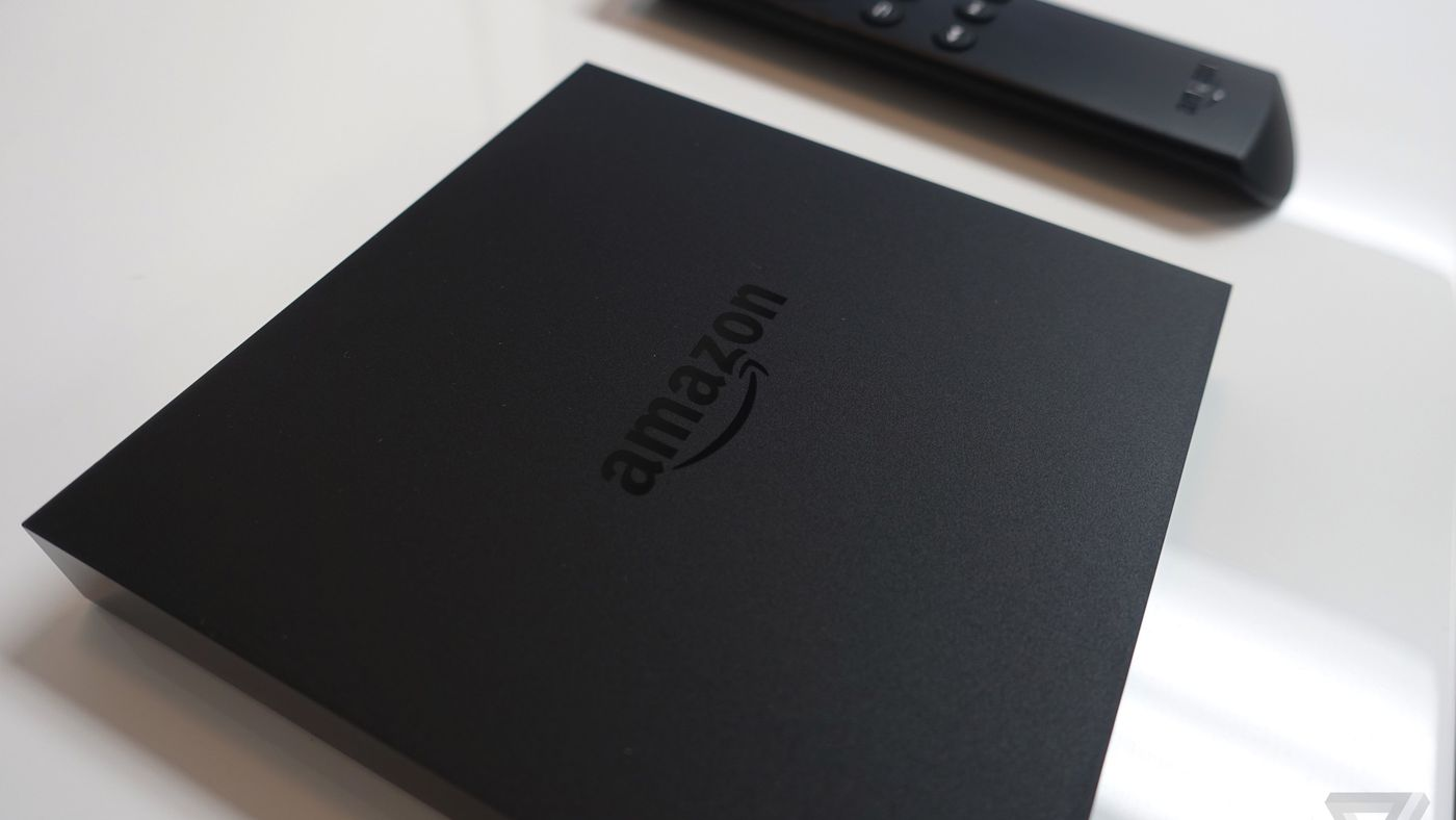 Amazon launches web browser for Fire TV - The Verge
