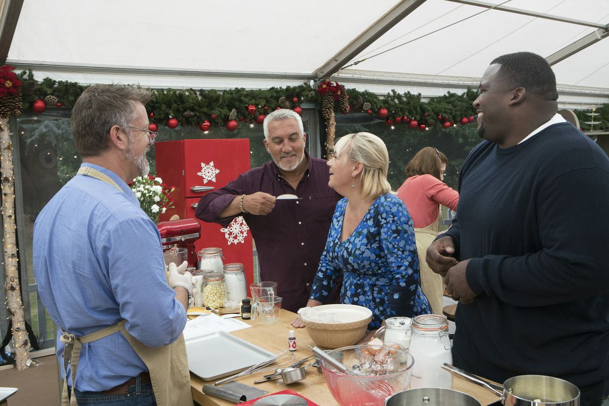 """ABC's """"The Great American Baking Show: Holiday Edition"""""""