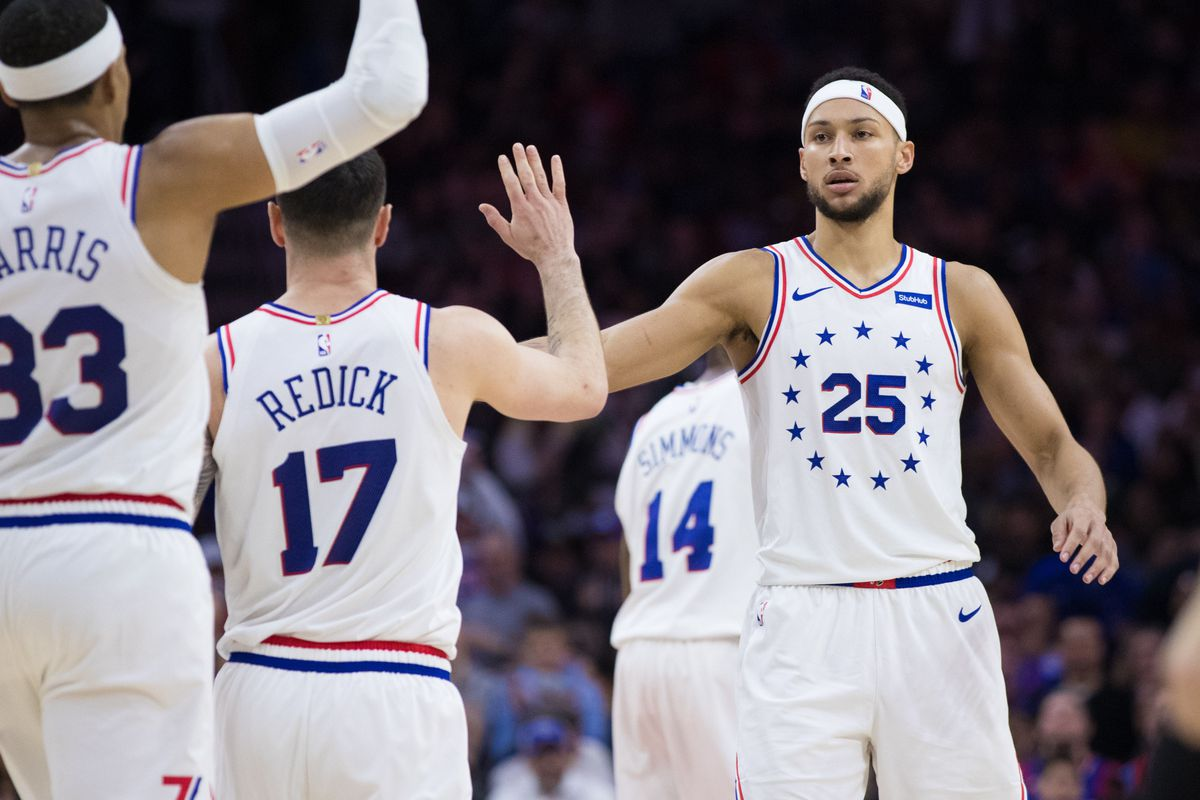 e6a1ed2fcf70 Examining the Sixers  small lineups without Joel Embiid - Liberty Ballers