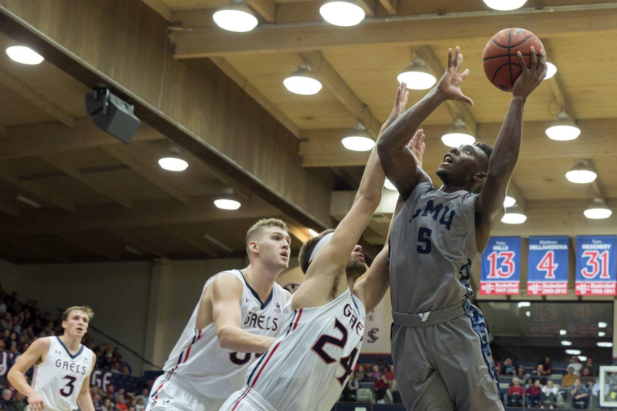 NCAA Basketball: Loyola Marymount at St. Mary's