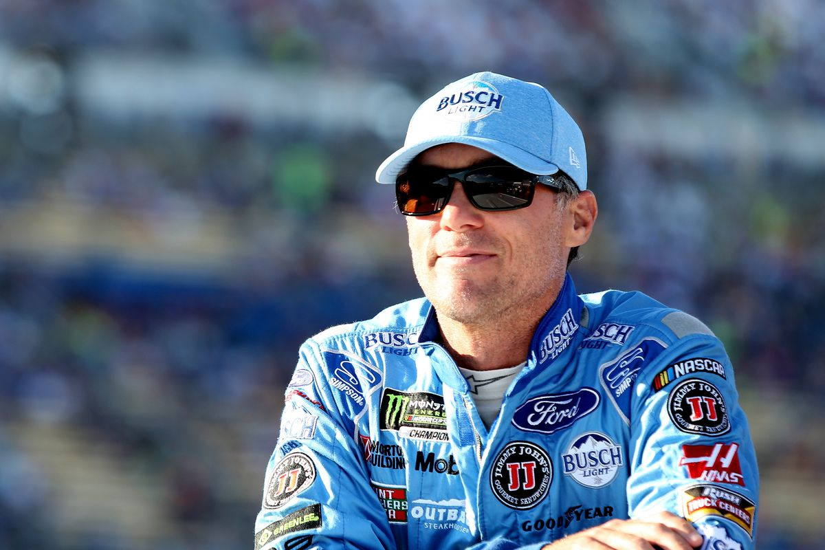 Earnhardt hurt by Harvick comments
