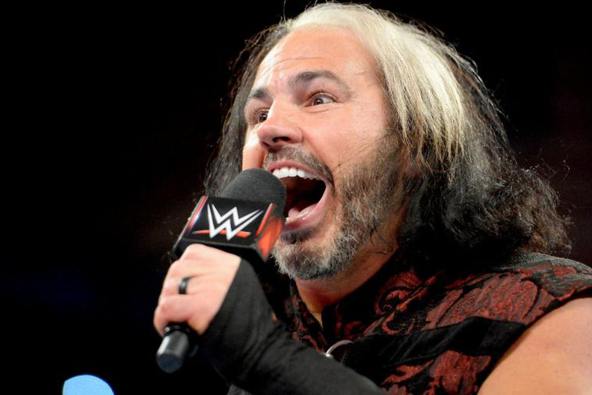 Sounds like Matt Hardy might still be in WWE if Triple H was in ...