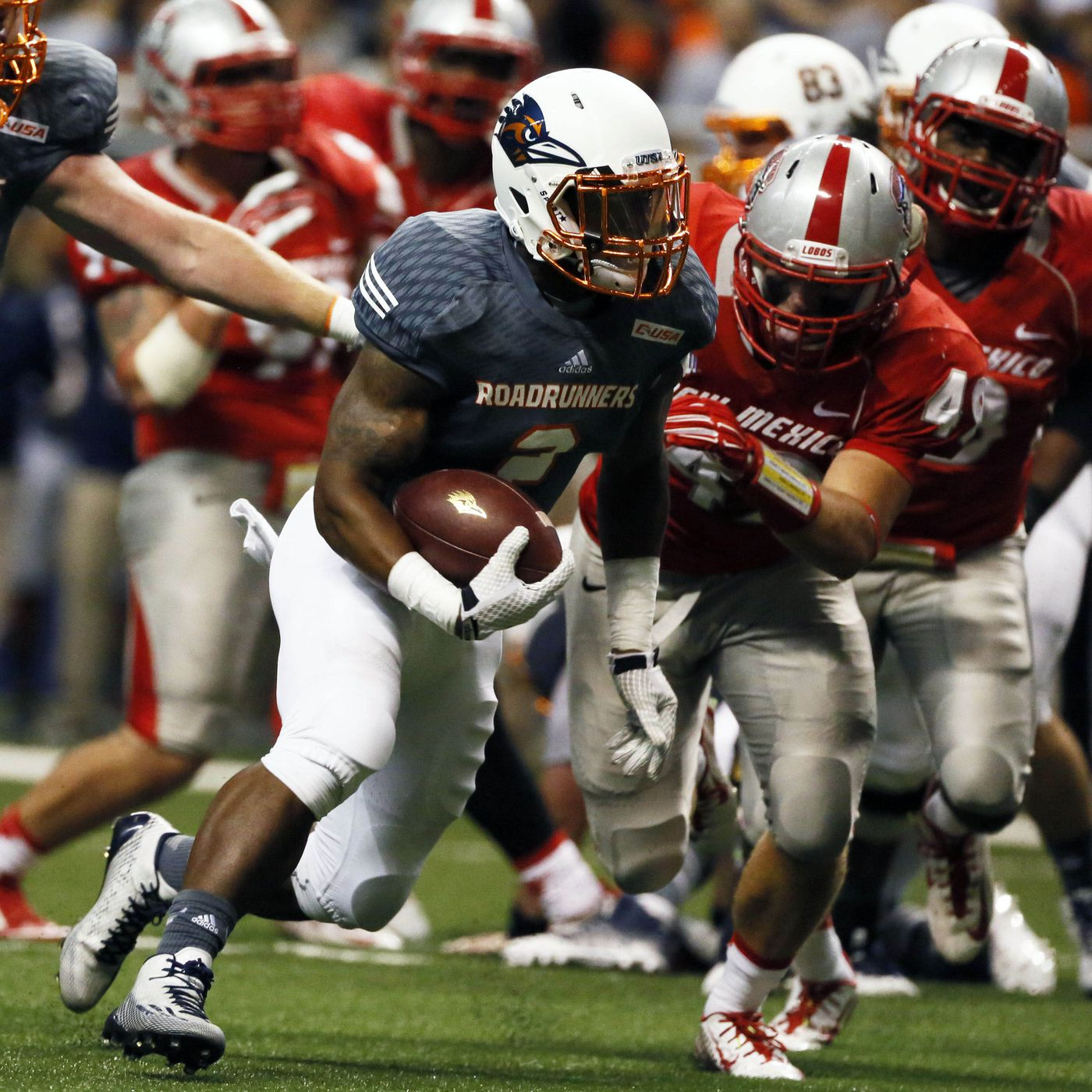Should Utsa And Uiw Schedule A Cross Town Series Underdog Dynasty