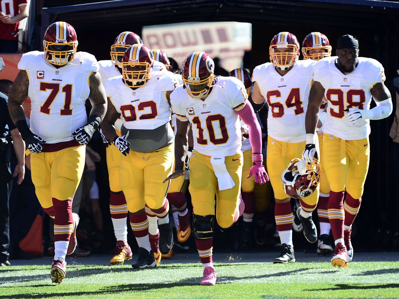 Rotoworld Ranks Redskins Roster 15th Best In The Nfl Hogs Haven