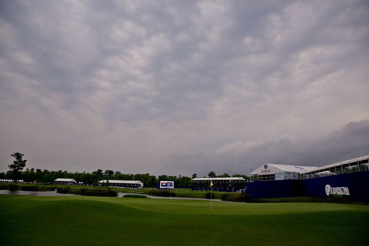 PGA: Zurich Classic of New Orleans-Third Round