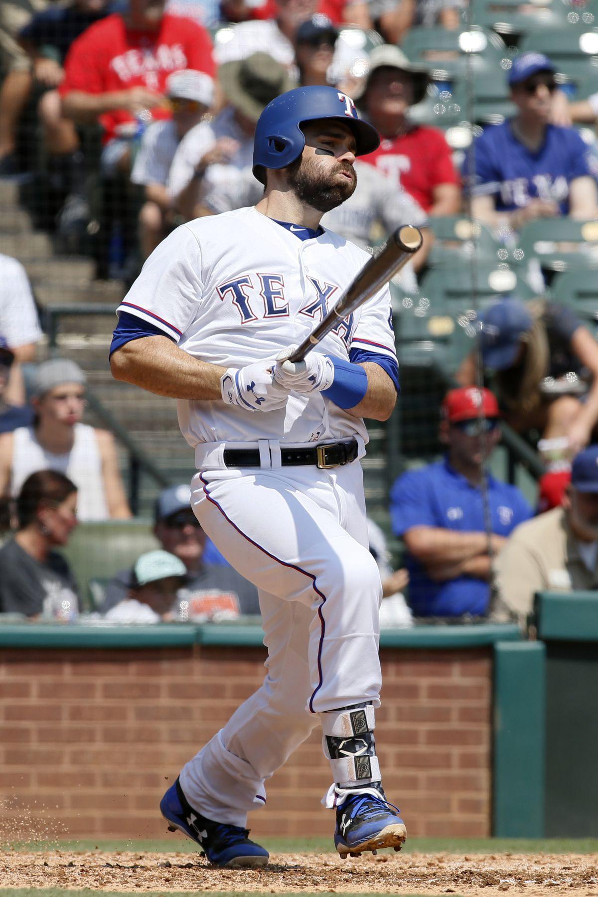 MLB: New York Yankees at Texas Rangers