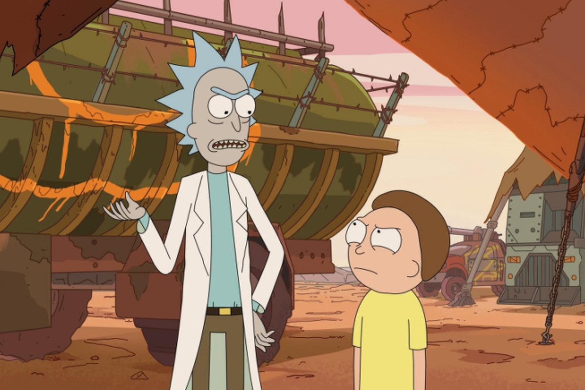 In season 3, Rick and Morty is still one of TV's most