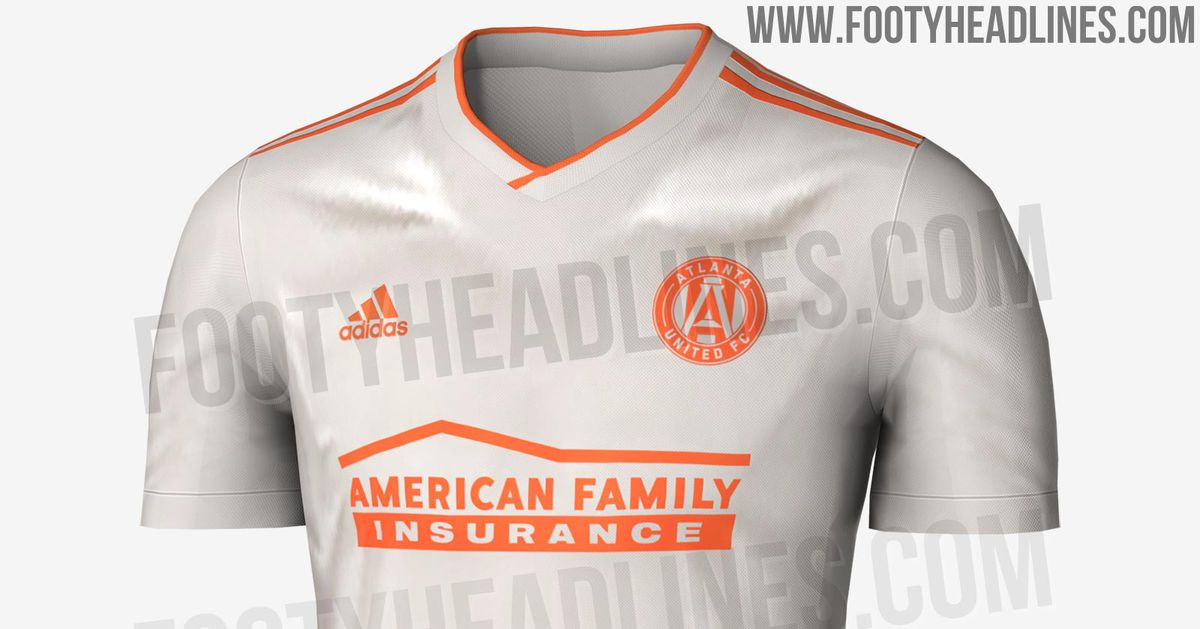 official photos 39693 f62dd Atlanta United's 2018 secondary kit has probably leaked ...