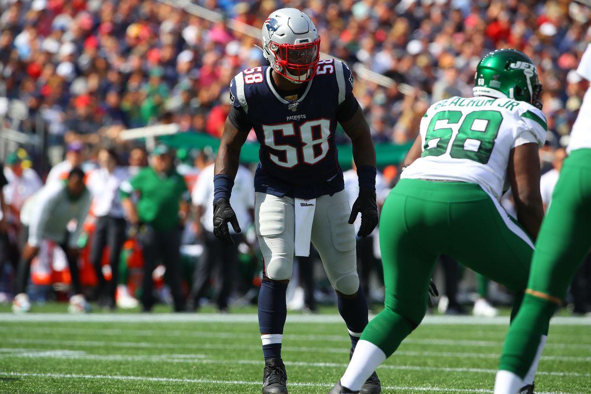 NFL: SEP 22 Jets at Patriots