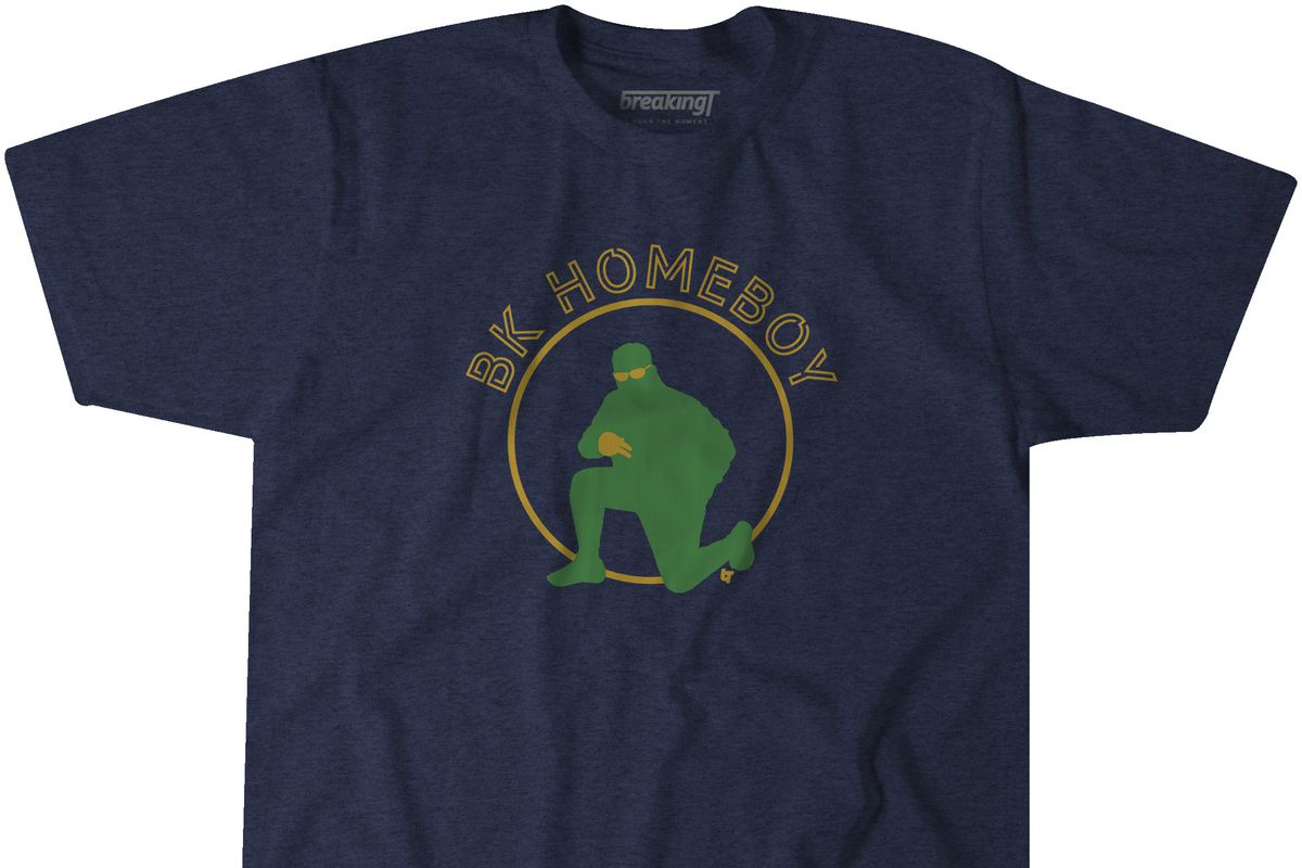 BK Homeboy... The Shirt Is Available (Yes, it's here & it's wonderful)