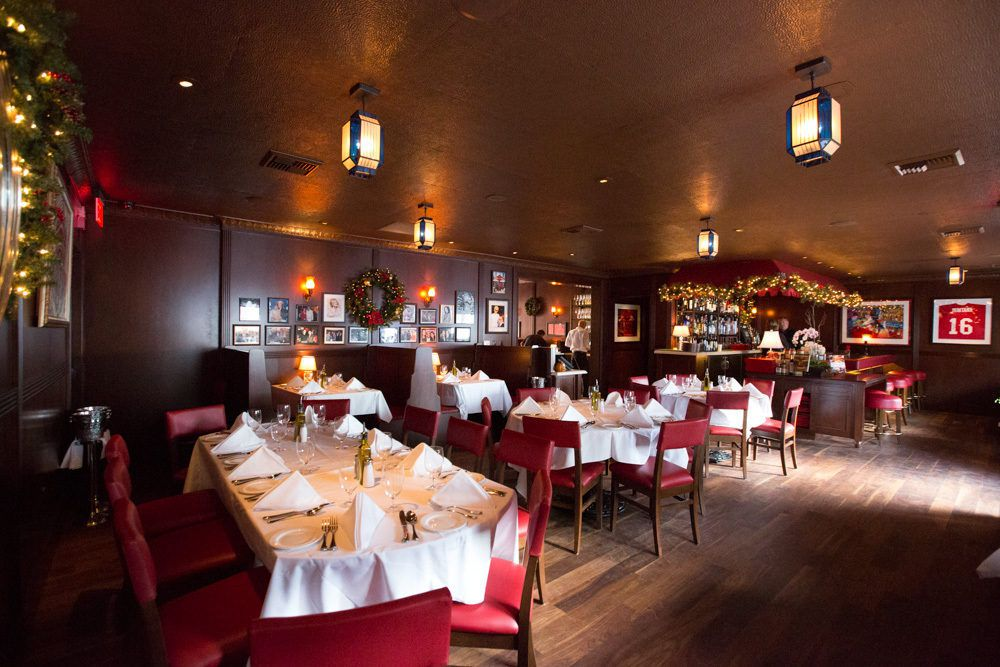 Rao's Italian restaurant in Hollywood
