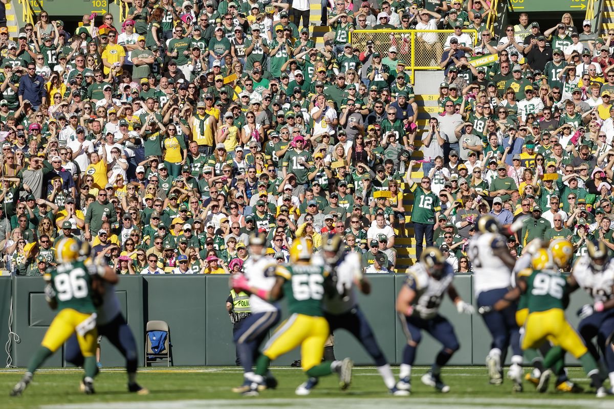Rams Packers Q A With Acme Packing Company Turf Show Times