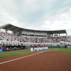 Regionals return to Dudy Noble