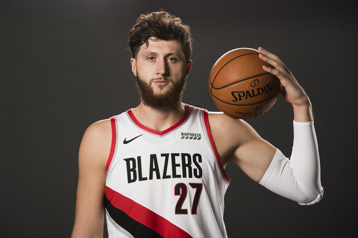 "Portland Trail Blazers Jusuf Nurkic: ""All I Care is How I Can Get Back"" -  Blazer's Edge"