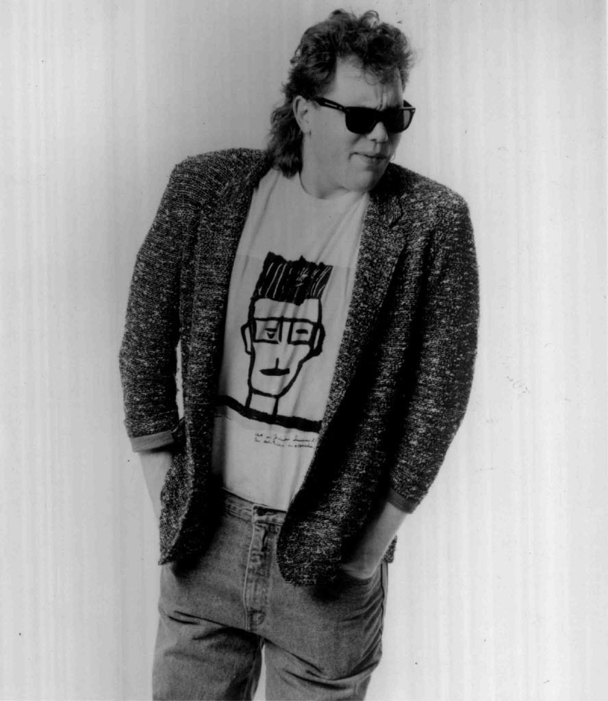 Kevin Matthews in 1989. | Sun-Times files
