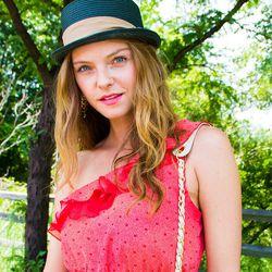 Model Jessica Perez