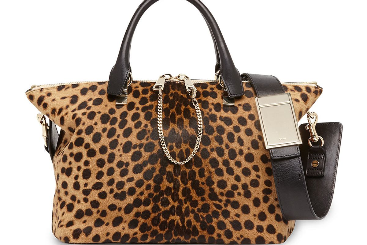 This Chloé Baylee bag was spotted here for $1,500.