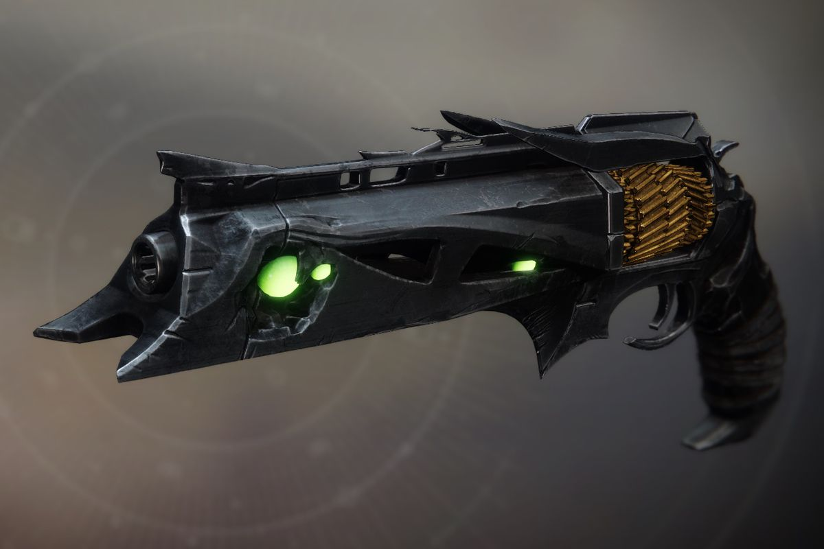Destiny 2 Thorn Exotic hand cannon guide - Polygon
