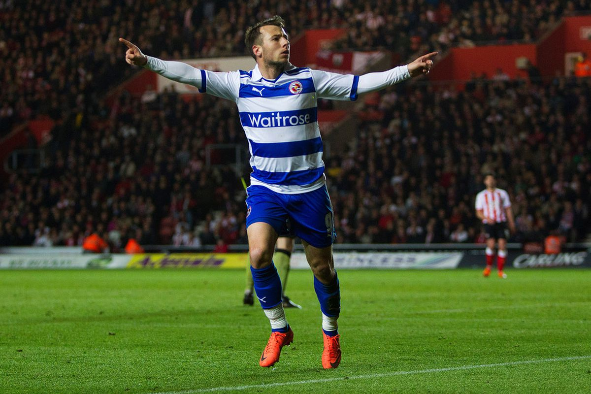 Adam Le Fondre - One of last year's best Reading FC signings