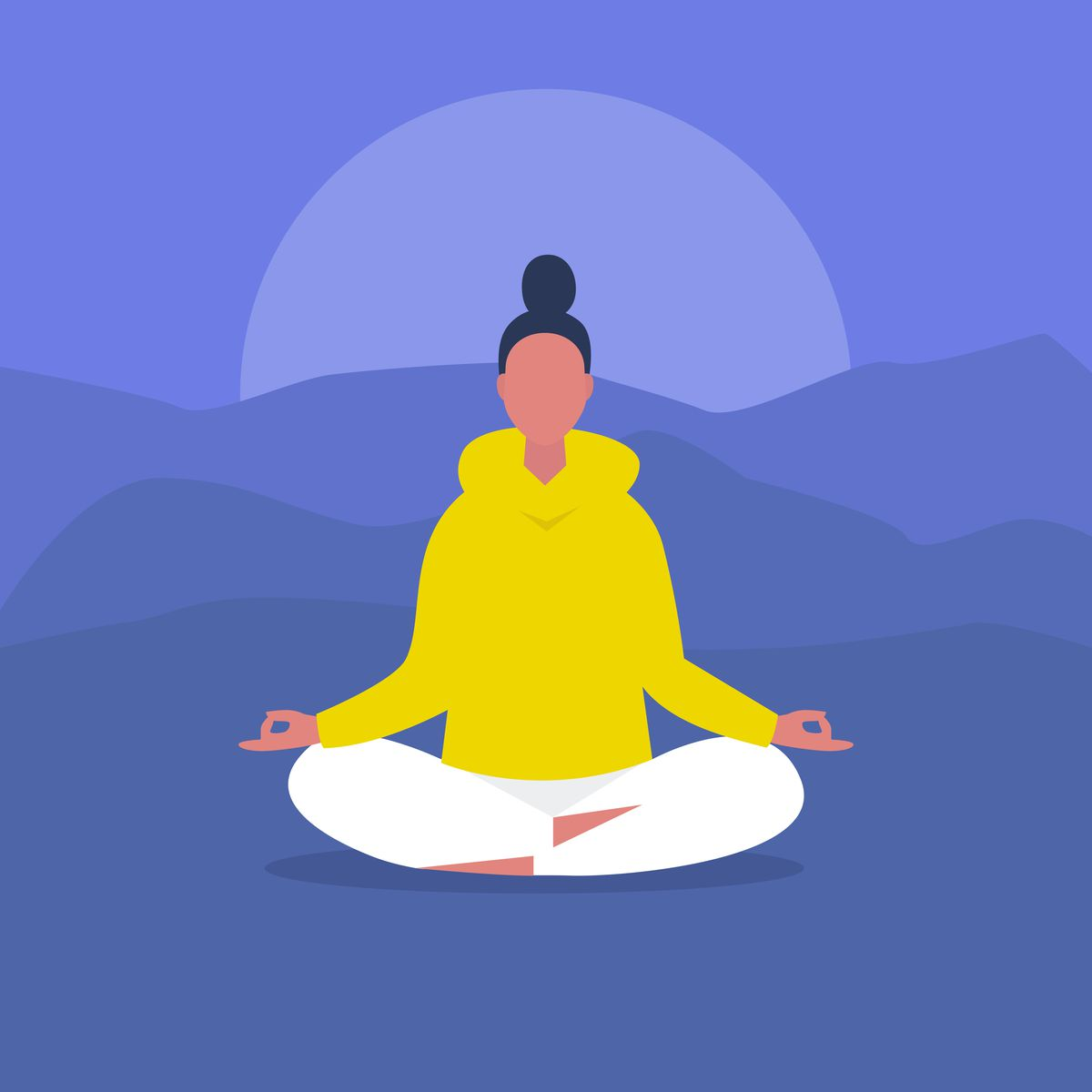 How to meditate on someone you love